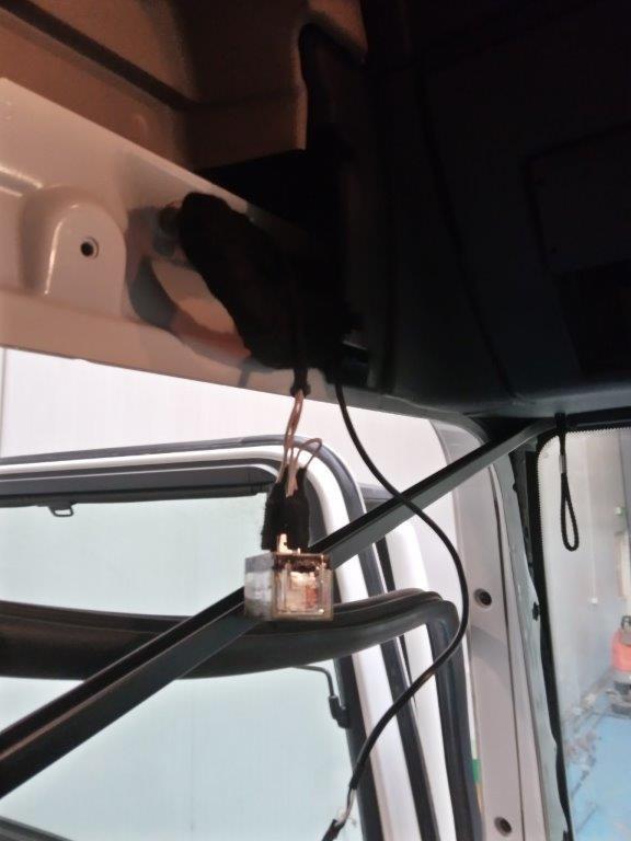 kontrolowany pojazd